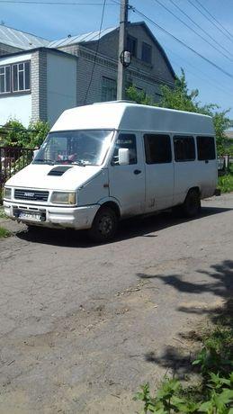 Мікроавтобус ІВЕКО