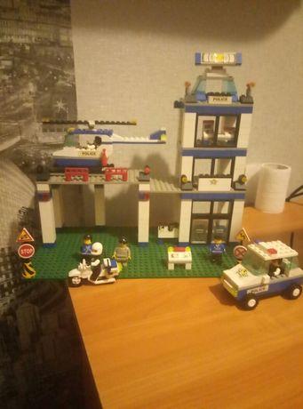 Лего конструктор сити полиция