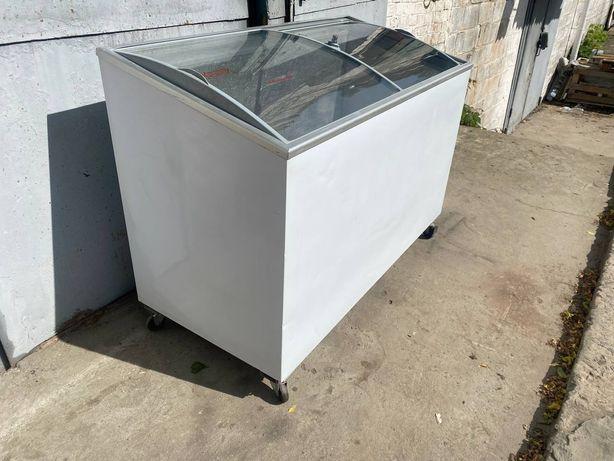 Морозильный ларь витрина камера, Juka, Ugur 300-400л