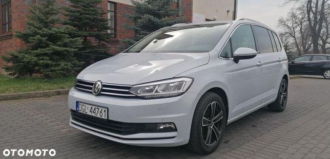 Volkswagen Touran Touran DSG 2,0 TDI Led