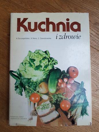 Kuchnia i zdrowie książka kucharska