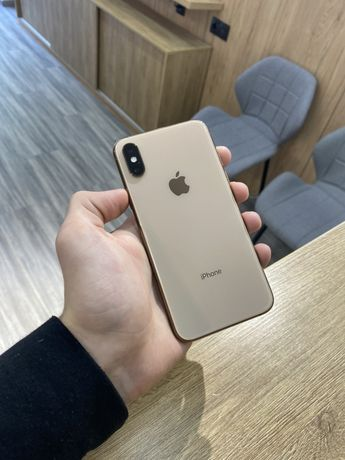 iPhone XS 64gb gold/space