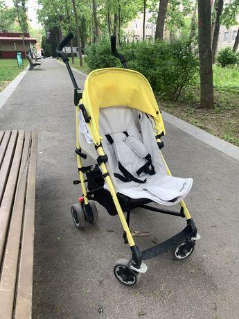 Прогулочная коляска трость Safety 1st Compa city pop yellow