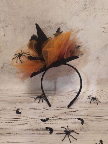 Шляпка -обруч Ведьмочки или Колдуньи