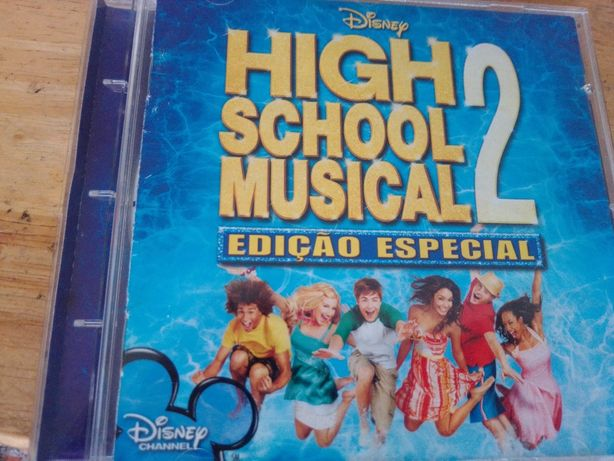 cd + DVD high school musical 2 ediçao especial