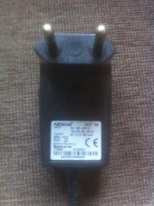 Carregador Nokia ACP-8E Moscavide E Portela - imagem 1