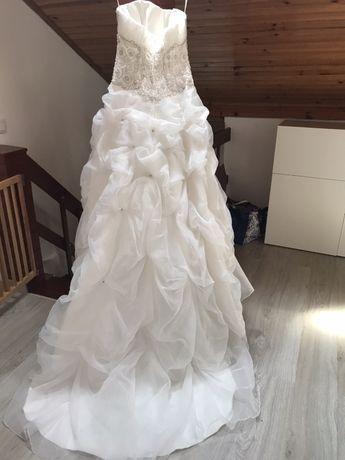 Vestido de noiva (loja vestida para casar)