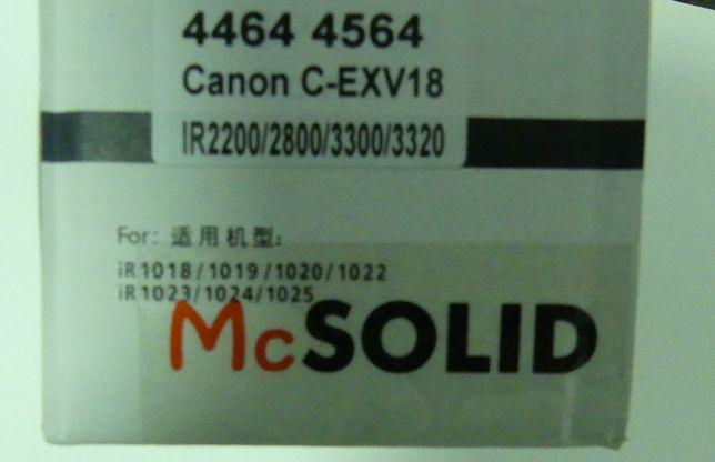 Toner Canon C-EXV18 Toner GPR22/C-EXV18/NPG32