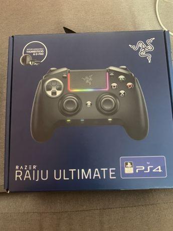 Razer Raiju Ultimate Gwarancja 23miesiace !!! PS4,PC, Kontroler, Pad