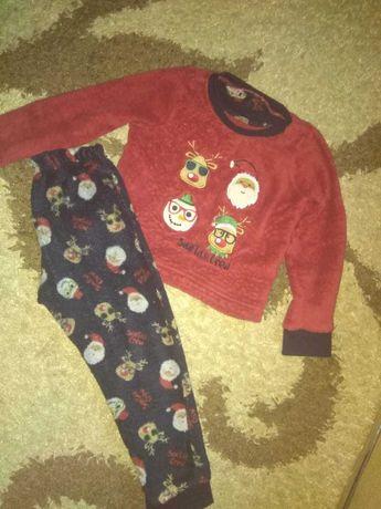 Уютная пижамка 3-4 года / Піжама 104