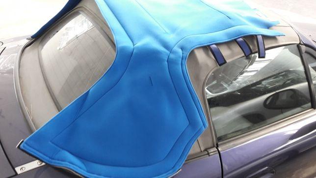 Ocieplenie, wygłuszenie, tapicerka dachu Mazda MX-5 mx5 miata