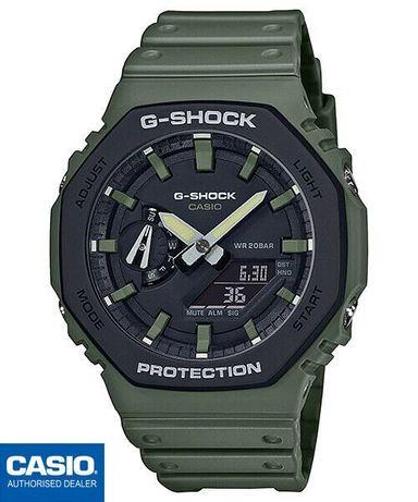часы Casio G-Shock GA-2100/Оригинал/годинник/наручні годинники