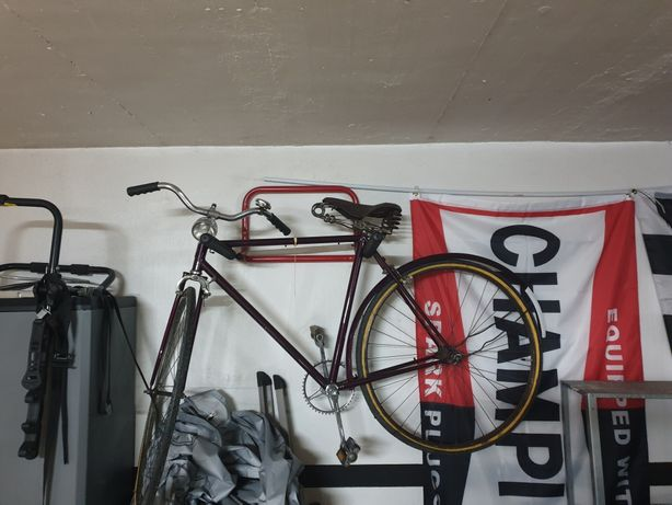 Bicicleta pasreleira para acabar restauro