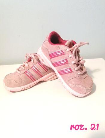 Buty dziewczęce ADIDAS  r. 21