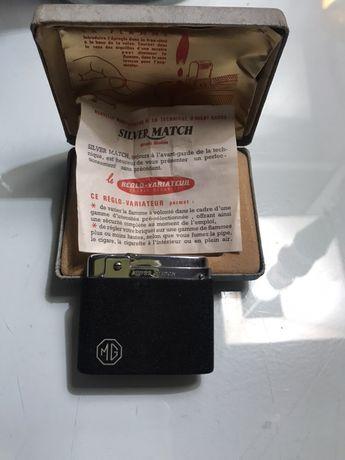 Isqueiro MG Silver Match - Colecção