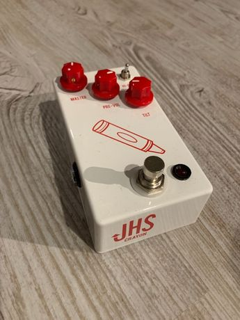 JHS Crayon direct-in fuzz