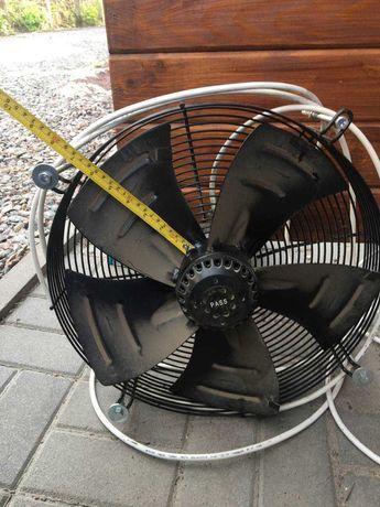 Вентилятор осевой вытяжной, приточный, промышленный