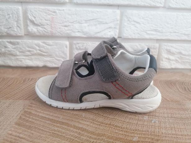 Sandałki chłopięce 25