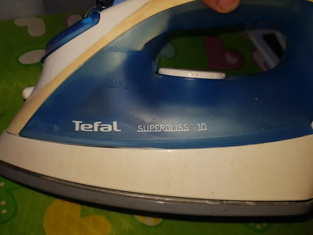 Продам утюг Tefal Supergliss 10