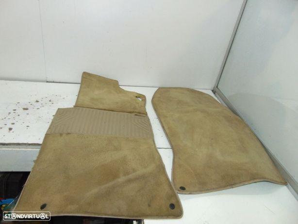 mercedes w201/190 tapetes da frente