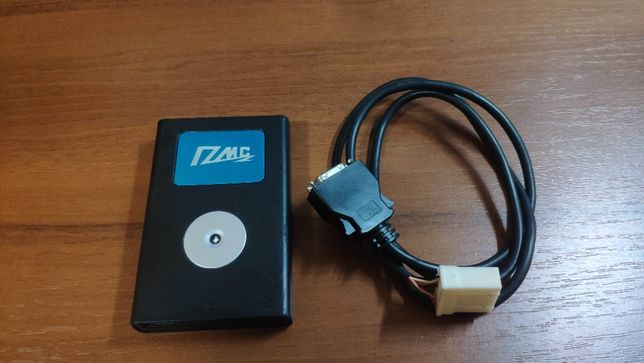 USB SD AUX Bluetooth адаптер DMC-20198 Mazda 3, 5, 6, CX7 RX8
