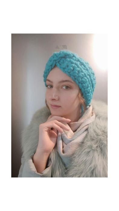 Чалма шапка женская зима осень весна пальто шарф куртка Харьков - изображение 1