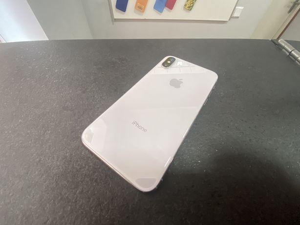 Apple IPhone X 64 GB Silver Neverlock Магазин с гарантией!