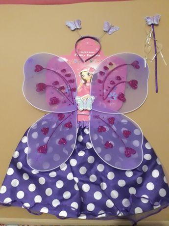 Костюм фея или бабочка. Новогодний костюм. Праздник