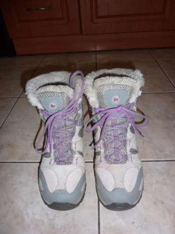 ботинки зимние мерел Merrell 38 24,5 cm