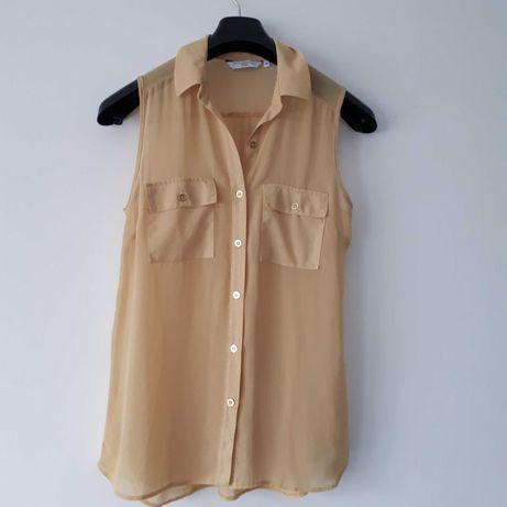 Koszulka bluzka mgiełka New Look rozmiar M 38 WYSYŁKA za 1 zł