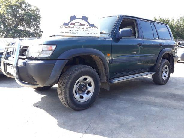 Nissan Patrol S Grade 3.0d 2003 Para Peças