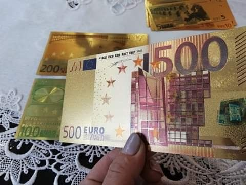Колекційні євро €€€€€