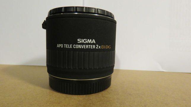 SIGMA apo teleconverter 2x EX DG