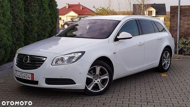 Opel Insignia 2.0D*ledy*xenon*nowy olej i filtry*czujniki park*wrócił na kołach*alu