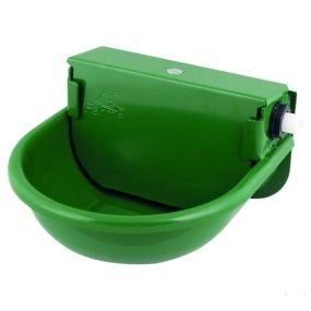 Poidło 2,5 litra z zaworem pływakowym dla bydła, koni, owiec, kóz