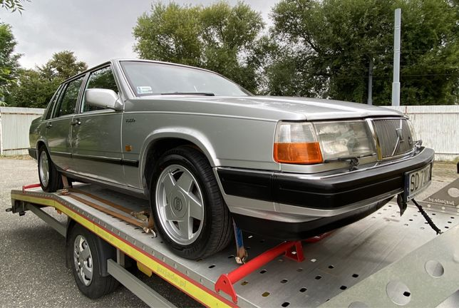 Volvo 760 GLE super stan!!!