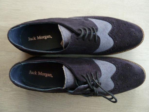 Sapatos Jack Morgan novos T42