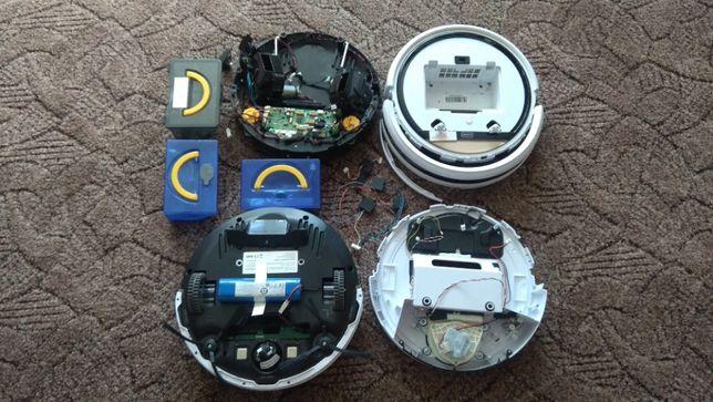 Części ILIFE ZACO V5 V5S PRO bateria silnik koło stacja zasilacz
