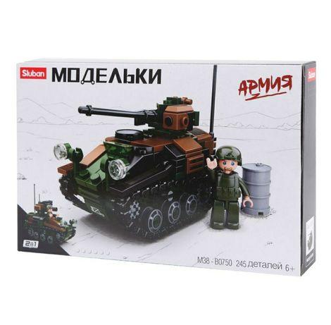 Лего конструктор Sluban