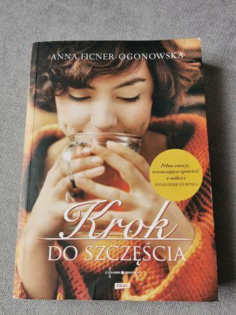 """Krok do szczęścia"" Anna Ficner-Ogonowska"