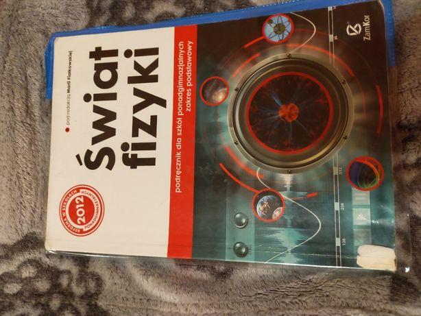 Świat fizyki zakres podstawowy podręcznik
