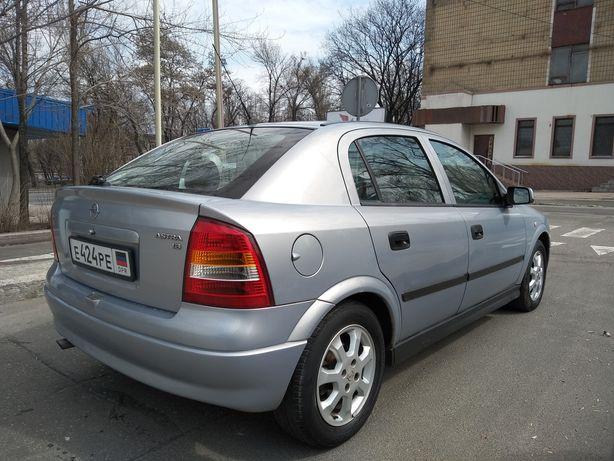 Opel Astra G Selection! Растаможена 3750$ свеже пригнан!