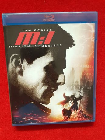MISSION: IMPOSSIBLE film na blu-ray