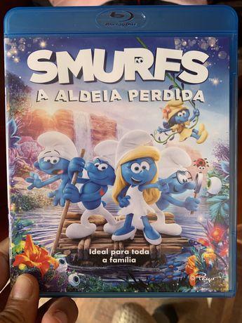 Smurfs - A aldeia perdida