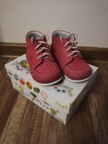 Nowe buty Emel dla dziewczynki 19