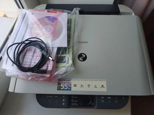 Продам МФУ цветной струйный принтер/сканер Canon PIXMA MP170