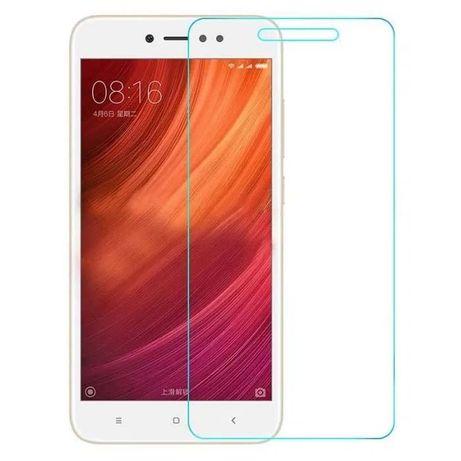 Стекло на экран телефона Xiaomi Redmi Note 5a закаленное, прозрачное