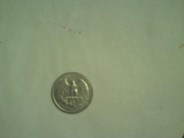 монета доллар 1996