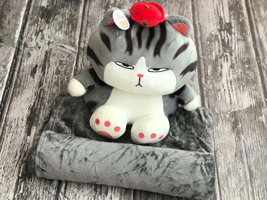 Плед іграшка Подушка Умань - изображение 1