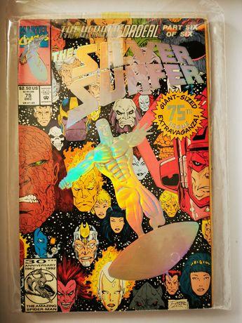 Comic silver surfer n. 75 em inglês